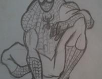 Draft Spider Man