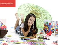 Diagramação de livros infantis