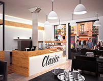 Diseño y Remodelacion de cafeteria