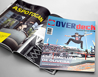 Editorial- Revista Overdeck