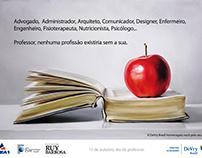 Cartão Dia dos Professores - Devry Brasil