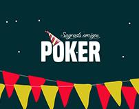 sagrados amigos poker