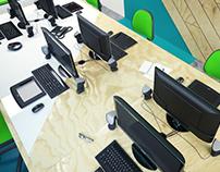 Oficina Diseño - P.O.P. Diseño y producción
