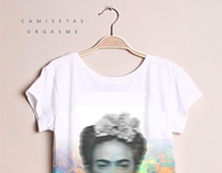 Camisetas Orgasme