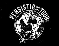 Persistir Tour - Poster Ilustration