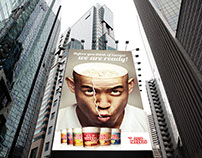 Creative Advertising for Cup Noodles