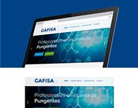 Gafisa · Propuesta de Diseño Web