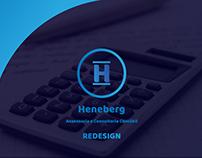 Redesign - Heneberg logo