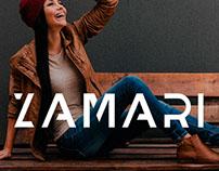 Zamarra branding
