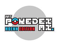 Art Pokedex MX. Hoenn Edition