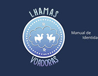 MIV LHAMAS VOADORAS - PROJETO DE DESIGN GRÁFICO I