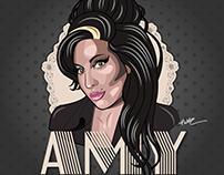 Vetorização - Amy