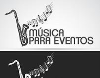 Logotipo criada para Musica para Eventos