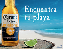 Institucional Cerveza Corona enero 2015