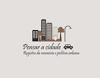 Vinheta - Pensar a cidade