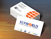 Flyworld - Business Card