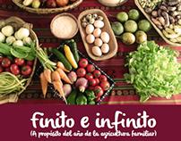 Finito e Infinito: Agricultura Familiar