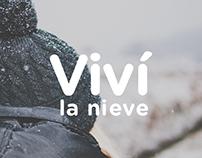 VIVI LA NIEVE: Identidad en redes sociales