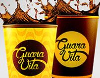 """Redesign da marca """"Guaravita"""""""