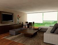 3D, Render y Proyectos de Interiorismo