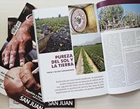 Revista Cosas Nuestras. Especial San Juan