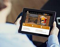 Sitio web responsive con e-shop para La Membresía