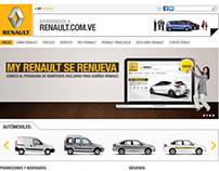 Renault | Sitio Web | My Renault