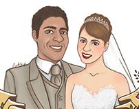 Casamento - Gessica e Vitor