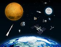 UOL - Novas fronteiras da exploração espacial