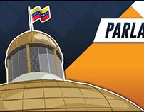 Backing parlamentando