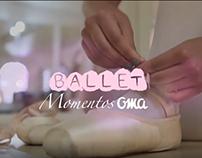 Filminuto Momentos Oma / Ballet