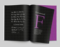 Garamond Tipografía