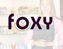 Foxy App Visual Identity