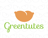 Greentutes - Logotipo e Identidade Visual