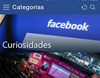 APP - Feed Noticias  (Layout/Front /Back)