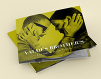 Album design, Valdés Brothers, well known Cuban jazzist