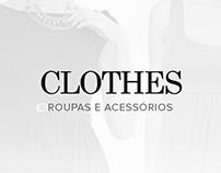 Clothes - Tema Magento