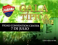 Gala Tipica 2012