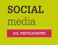 Social Media - Sol Fertilizantes