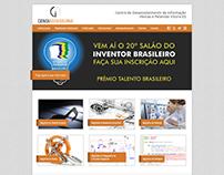 Website CENDI - Centro de Desenvolvimento da Informação