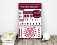 Diseño de infografía – Herramientas visuales del Diseño