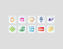 Redesign Set Icons