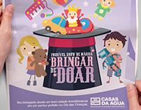 Campanha Institucional CASAS DA ÁGUA