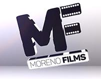 Logo Moreno Films 3D
