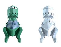Diseño y modelado de personajes