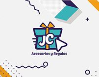 Imagotipo - Identidad Corportiva - JC Accesorios
