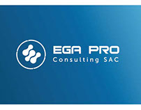 Design brochure and business card EGA PRO.