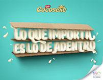 Post Apetitosidad - COCOSETTE® - Nestlé