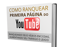 Capa para Ebook - Ranquear Youtube