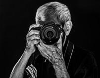 """Sesión fotográfica """" mirada en el tiempo """""""